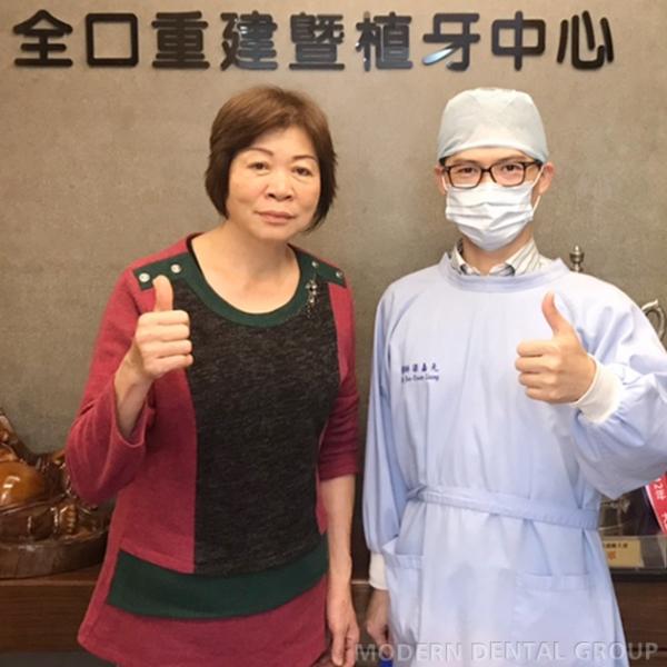 指定專業細心的梁嘉元醫師治療 1